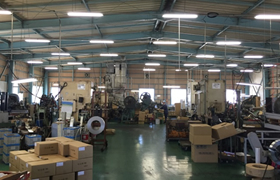 工場内風景